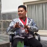Peternak Protes Depan Jokowi di Blitar, GMNI Pertanyakan Klaim Kementan